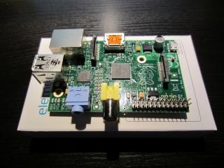 Raspberry Pi de 512Mb