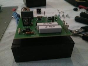 Detalle de los componentes